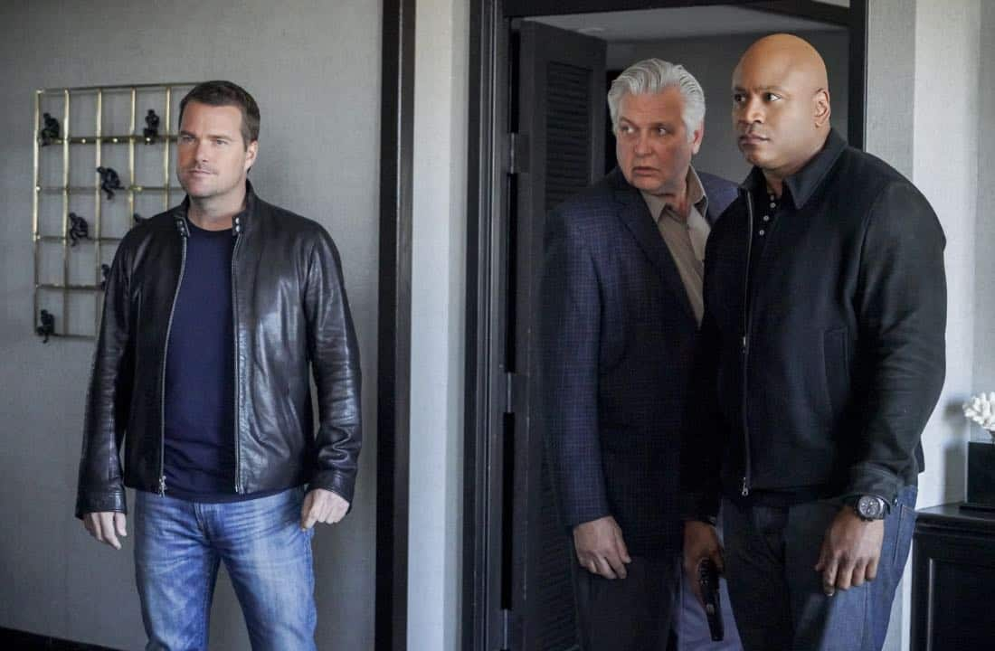 NCIS Los Angeles Episode 18 Season 9 Vendetta 03