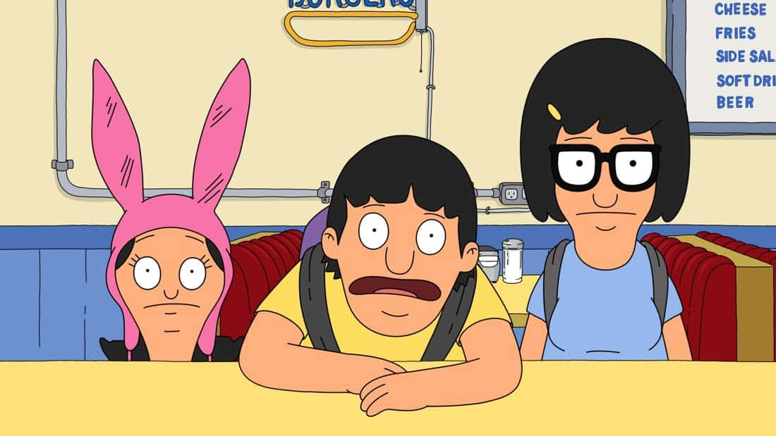 "BOB'S BURGERS: Gene is nervous about getting invited to his first sleepover in the ""Cheer Up Sleepy Gene"" episode of BOB'S BURGERS airing Sunday, Apr. 8 (7:30-8:00PM ET/PT) on FOX. BOB'S BURGERS ™ and © 2018 TCFFC ALL RIGHTS RESERVED. CR: FOX"