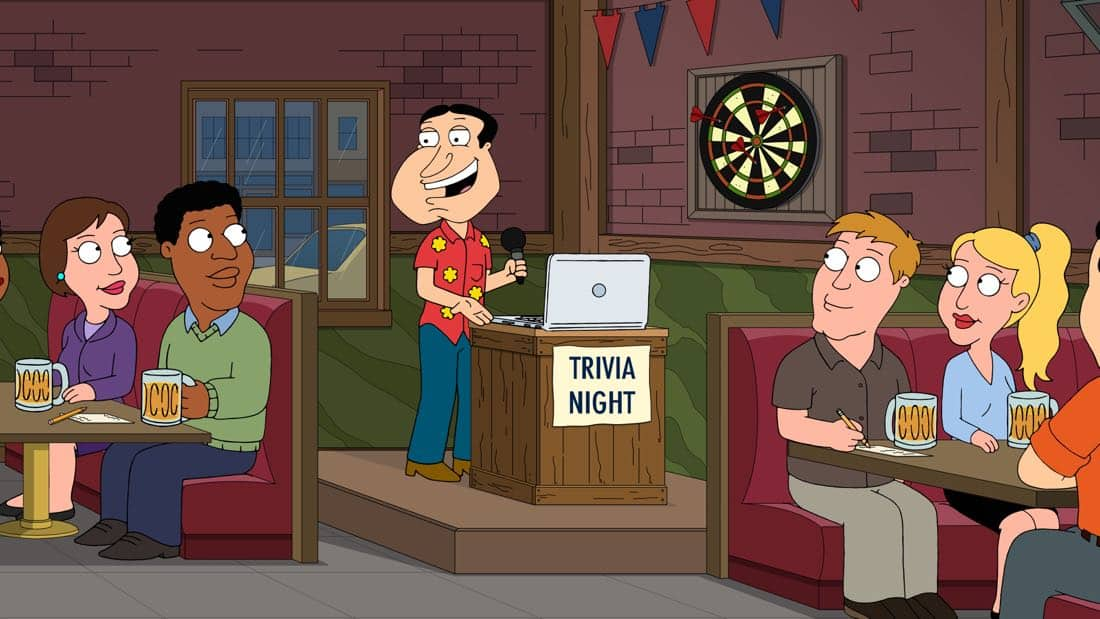 Family Guy Episode 15 Season 16 The Woof Of Wall Street 06