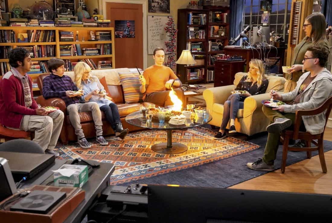The Big Bang Theory Episode 20 Season 11 The Reclusive Potential 5