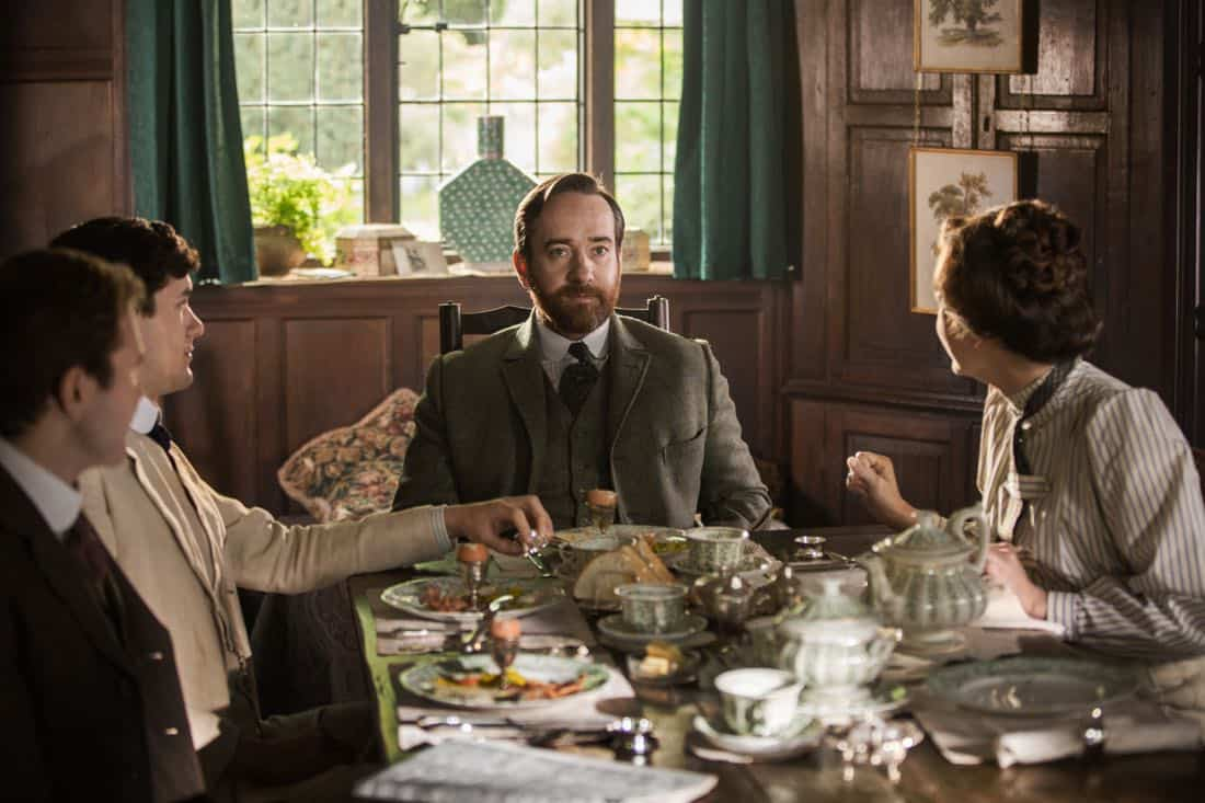 Matthew MacFadyen Henry Wilcox Howards End