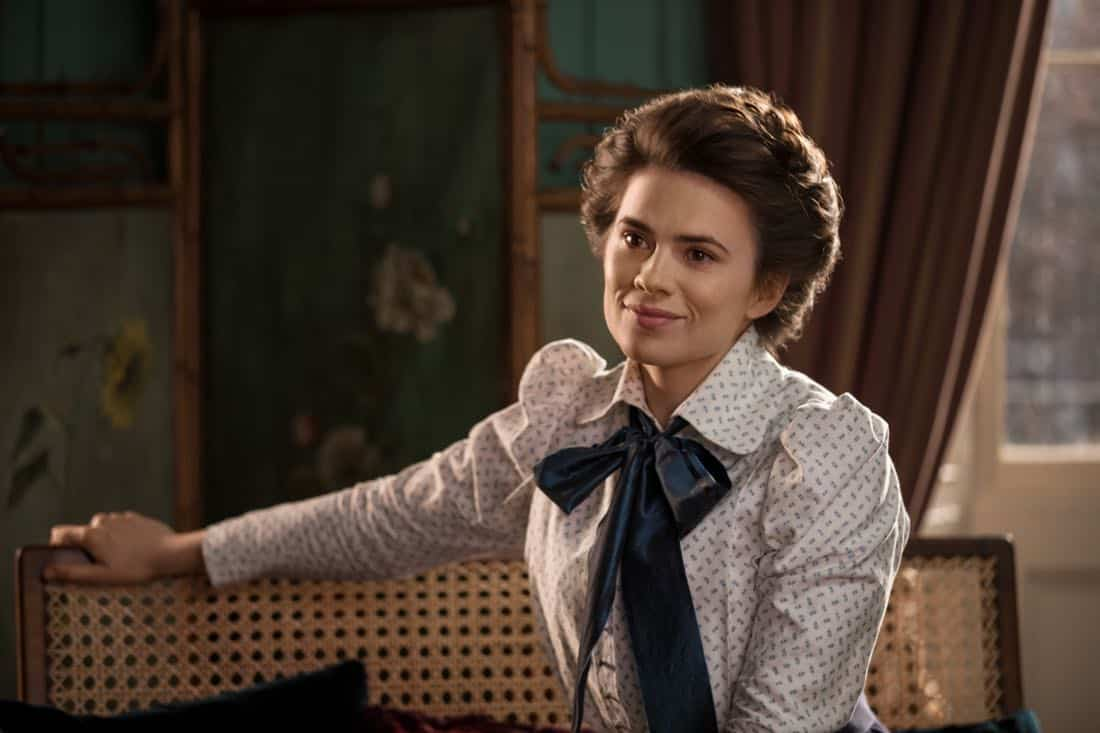 Hayley Atwell Margaret Schlegel Howards End 5