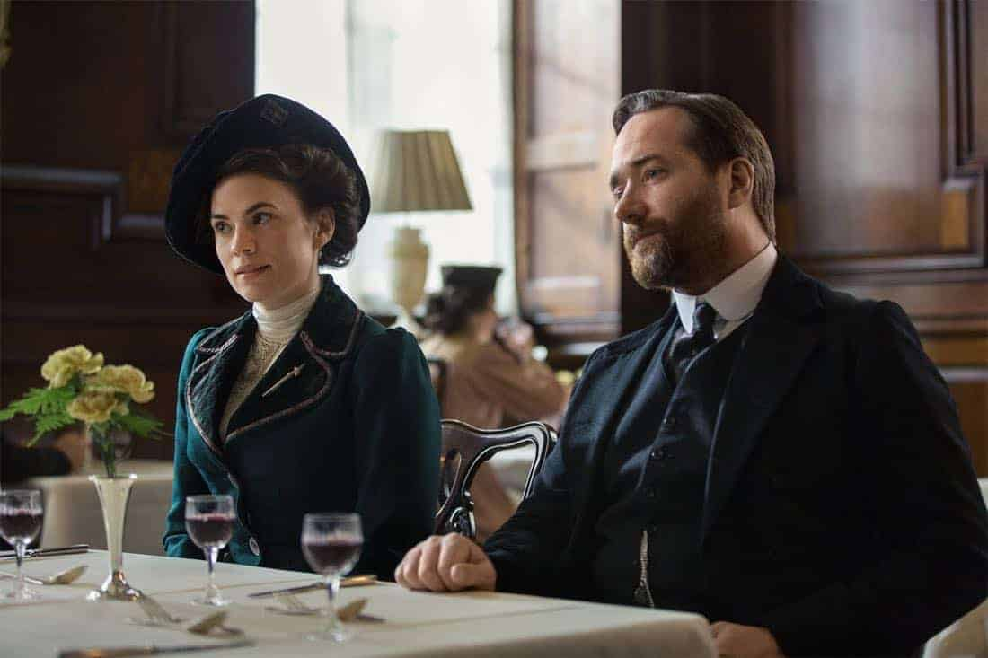 Hayley Atwell Margaret Schlegel Matthew Macfadyen Henry Wilcox Howards End
