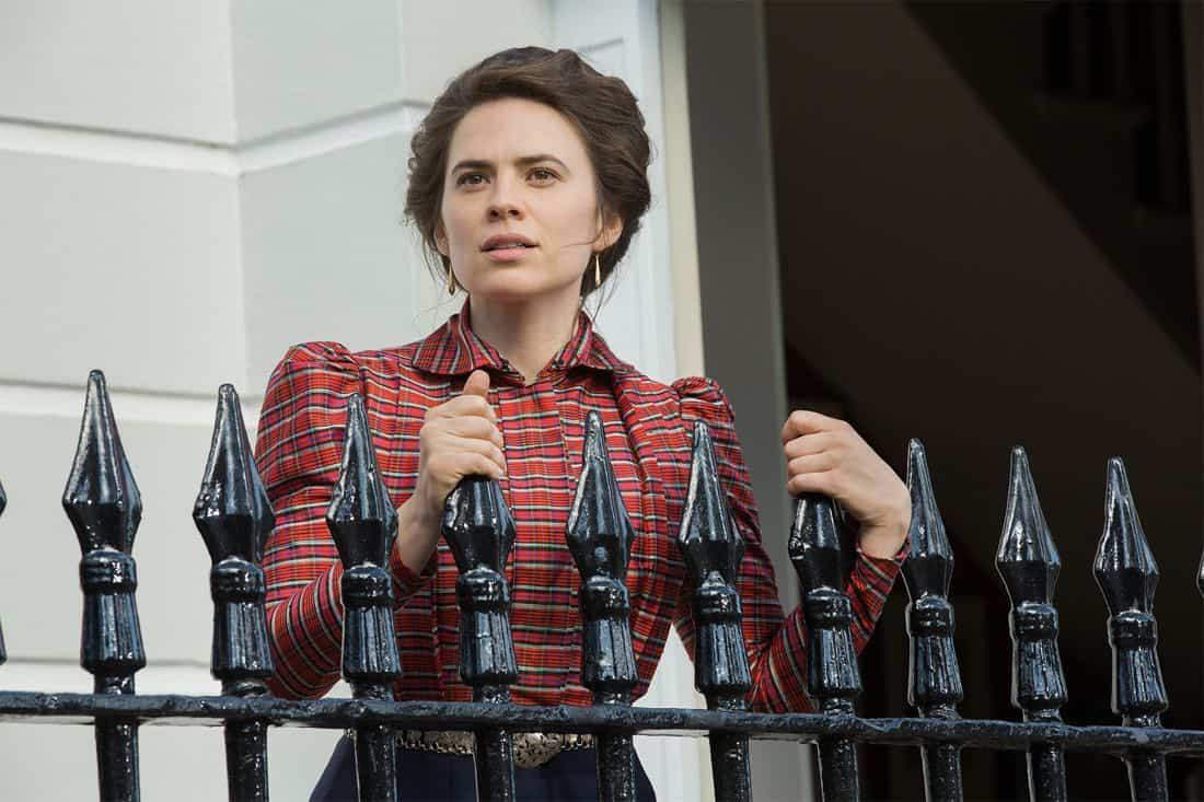 Hayley Atwell Margaret Schlegel Howards End