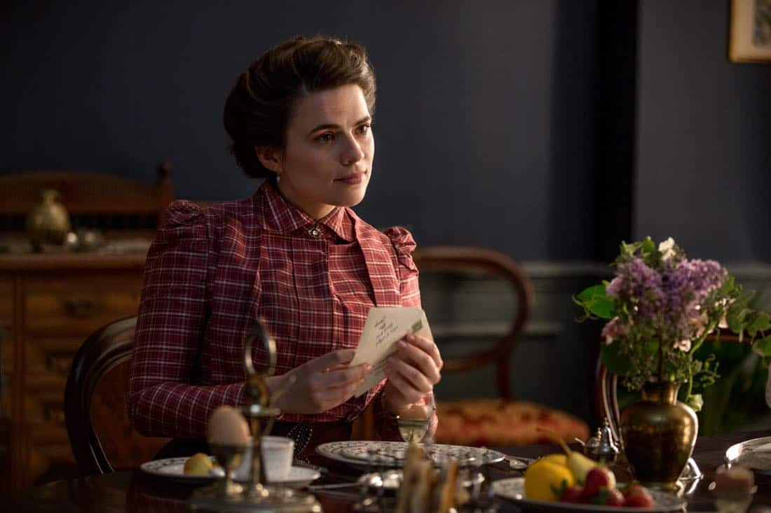Hayley Atwell Margaret Schlegel Howards End 21