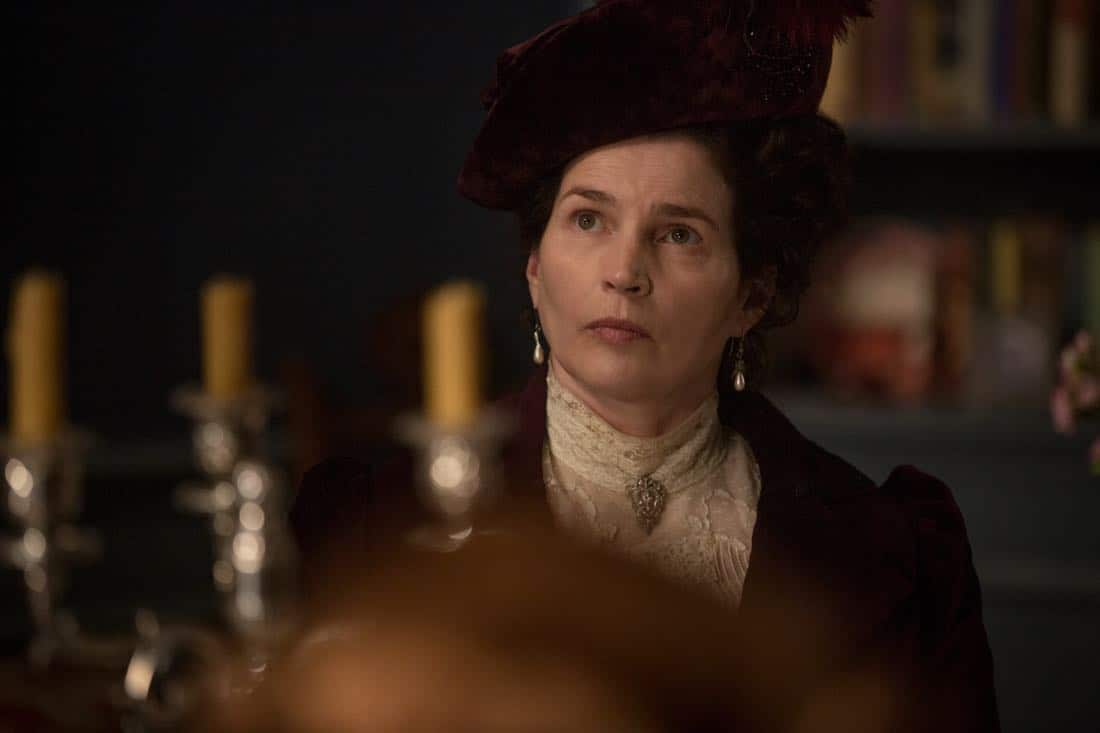 Julia Ormond Mrs. Wilcox Howards End 2