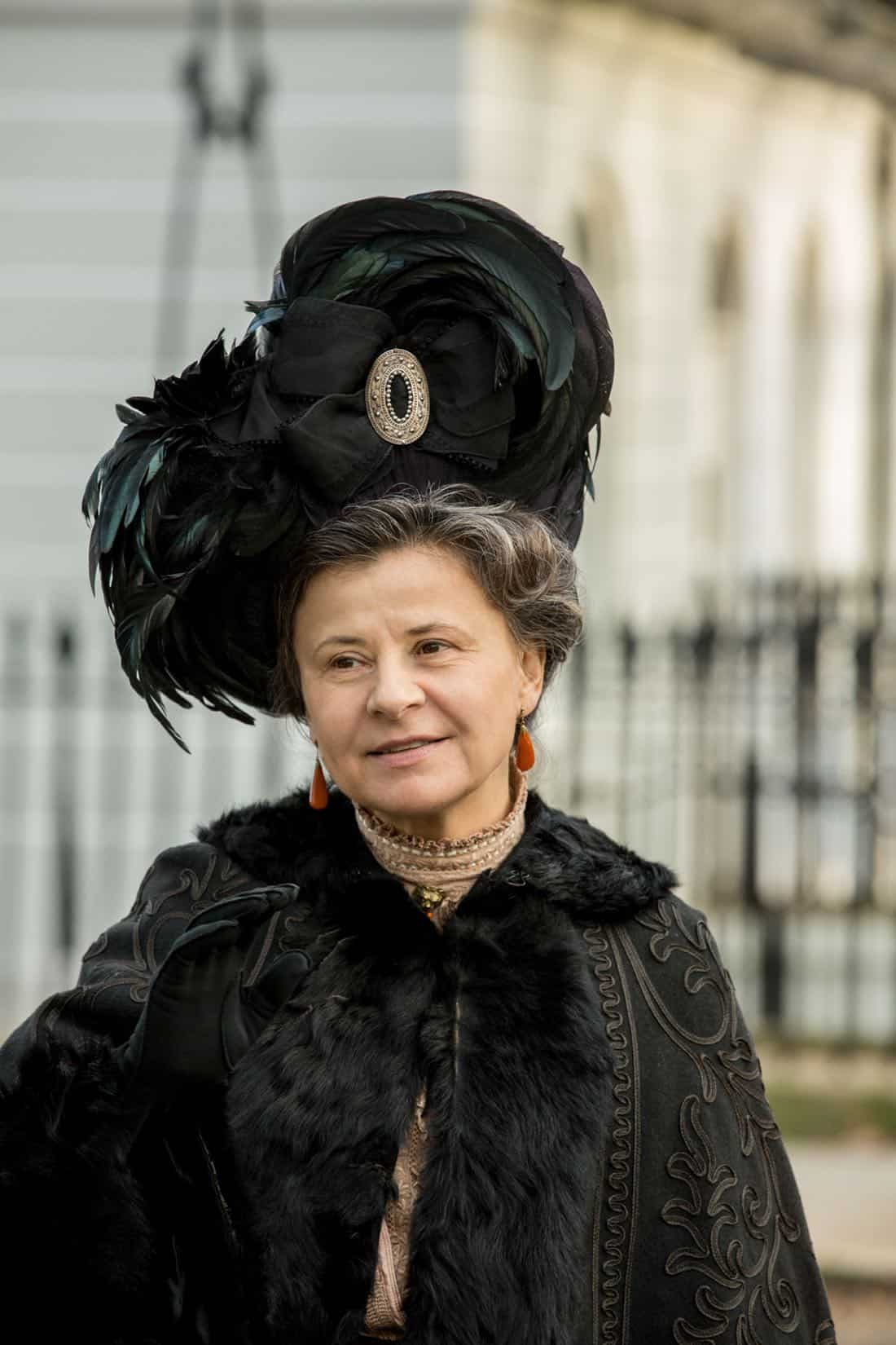 Tracey Ullman Aunt Juley Howards End