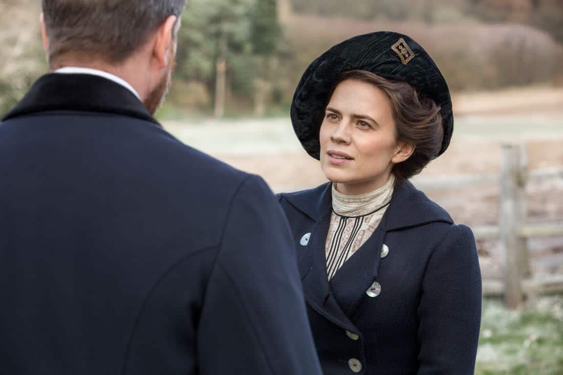 Hayley Atwell Margaret Schlegel Howards End 3