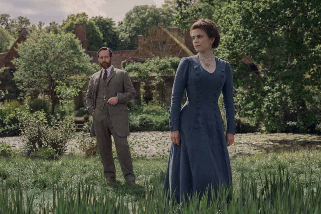Matthew MacFadyen Henry Wilcox Hayley Atwell Margaret Schlegel Howards End 21