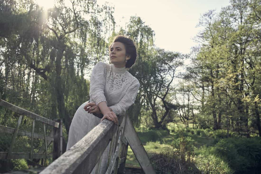 Hayley Atwell Margaret Schlegel Howards End1