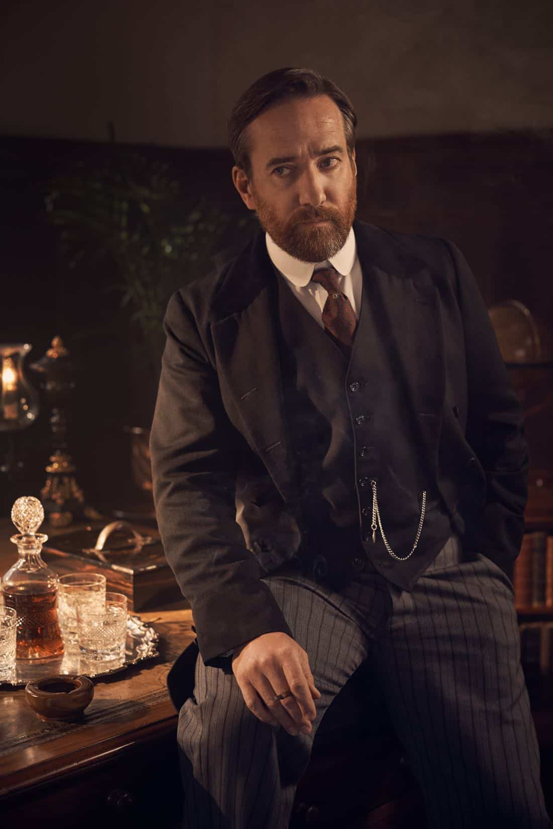 Matthew MacFadyen Henry Wilcox Howards End1