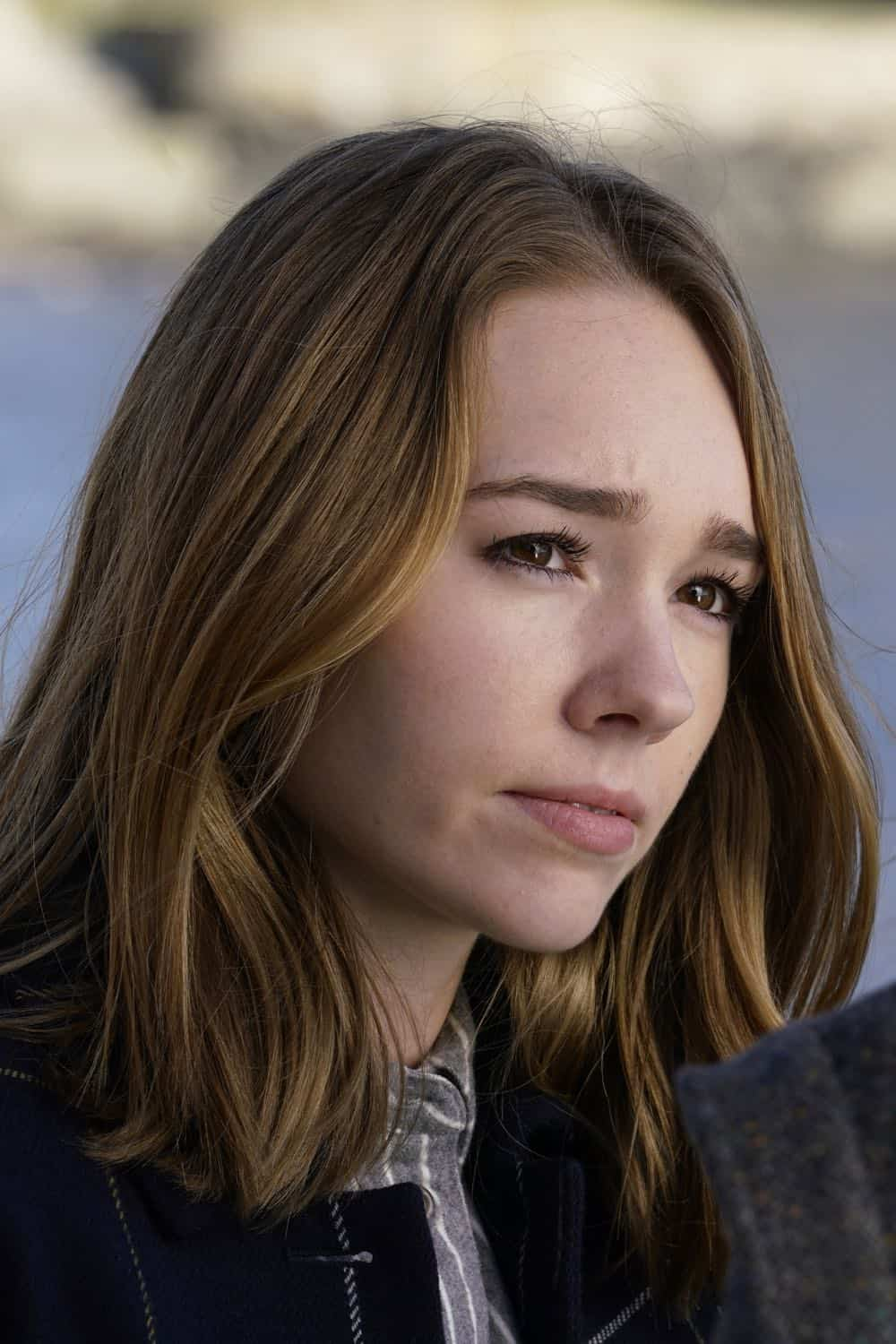 "THE AMERICANS -- ""Urban Transport Planning"" -- Season 6, Episode 3 (Airs Wednesday, April 11, 10:00 pm/ep) -- Pictured: Holly Taylor as Paige Jennings. CR: Patrick Harbron/FX"