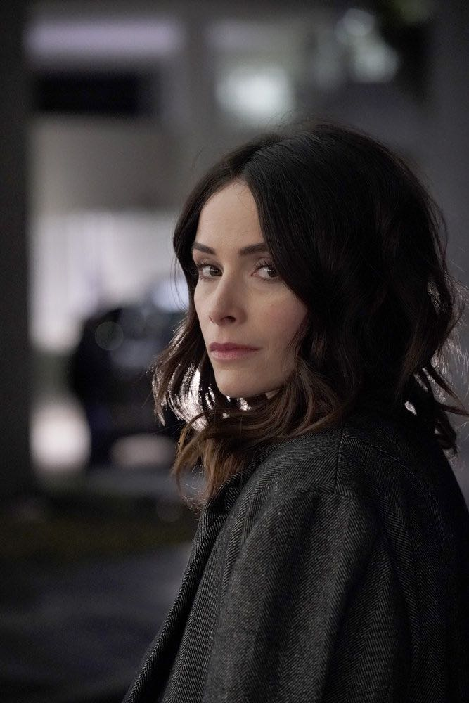"TIMELESS -- ""The Kennedy Curse"" -- Pictured: Abigail Spencer as Lucy Preston -- (Photo by: Chris Haston/NBC)"