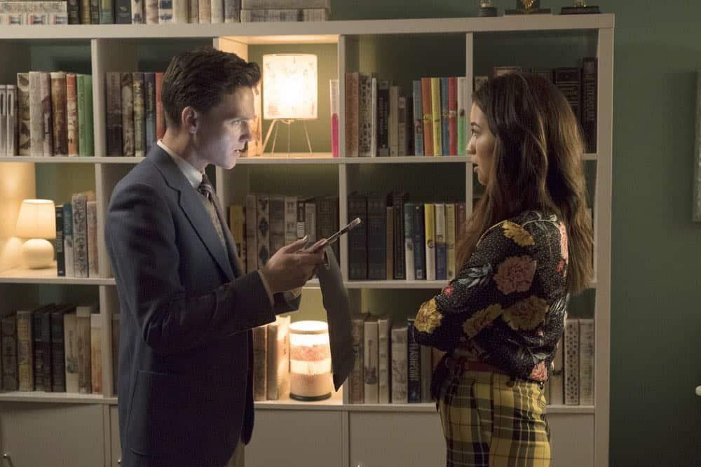 Timeless Episode 5 Season 2 The Kennedy Curse 22