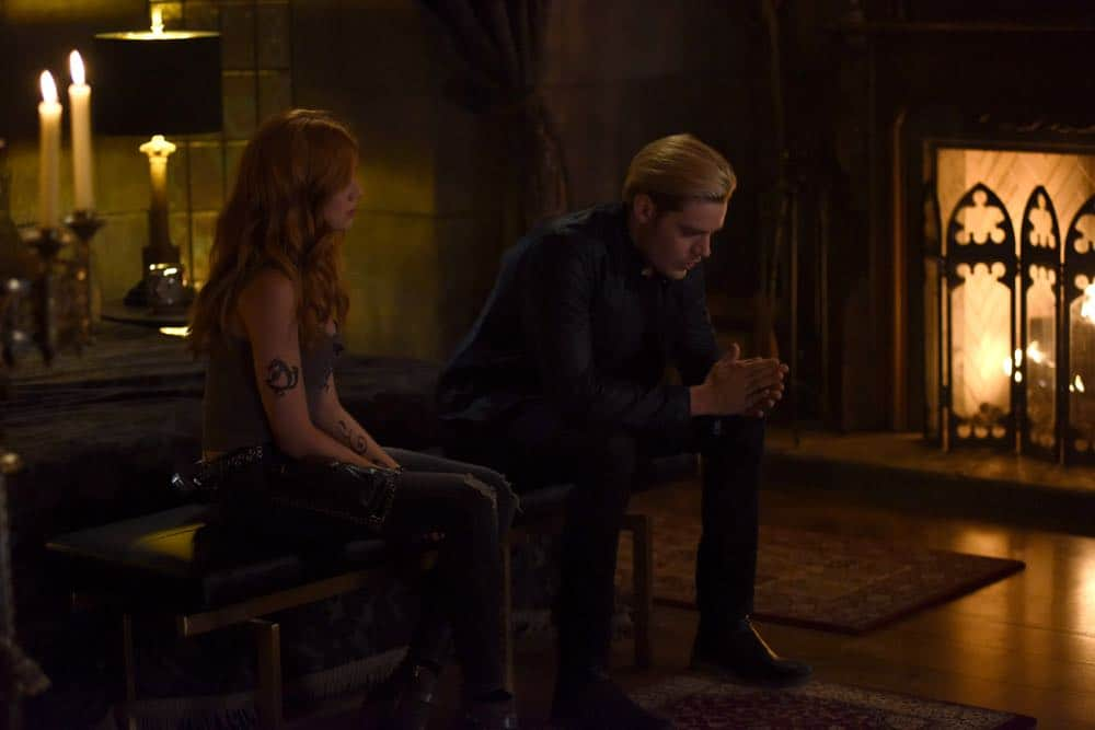 Shadowhunters Episode 4 Season 3 SHADOWHUNTERS Season 3 Episode 4 Photos Thy Soul Instructed 16