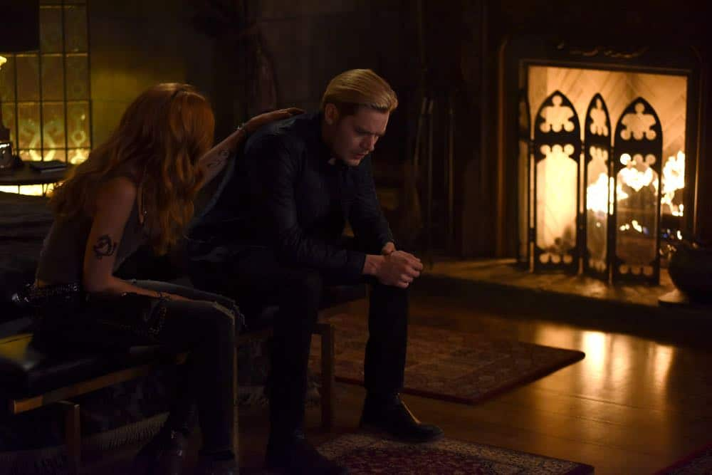 Shadowhunters Episode 4 Season 3 SHADOWHUNTERS Season 3 Episode 4 Photos Thy Soul Instructed 17
