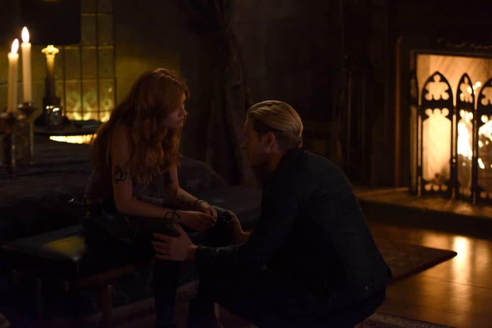 Shadowhunters Episode 4 Season 3 SHADOWHUNTERS Season 3 Episode 4 Photos Thy Soul Instructed 19