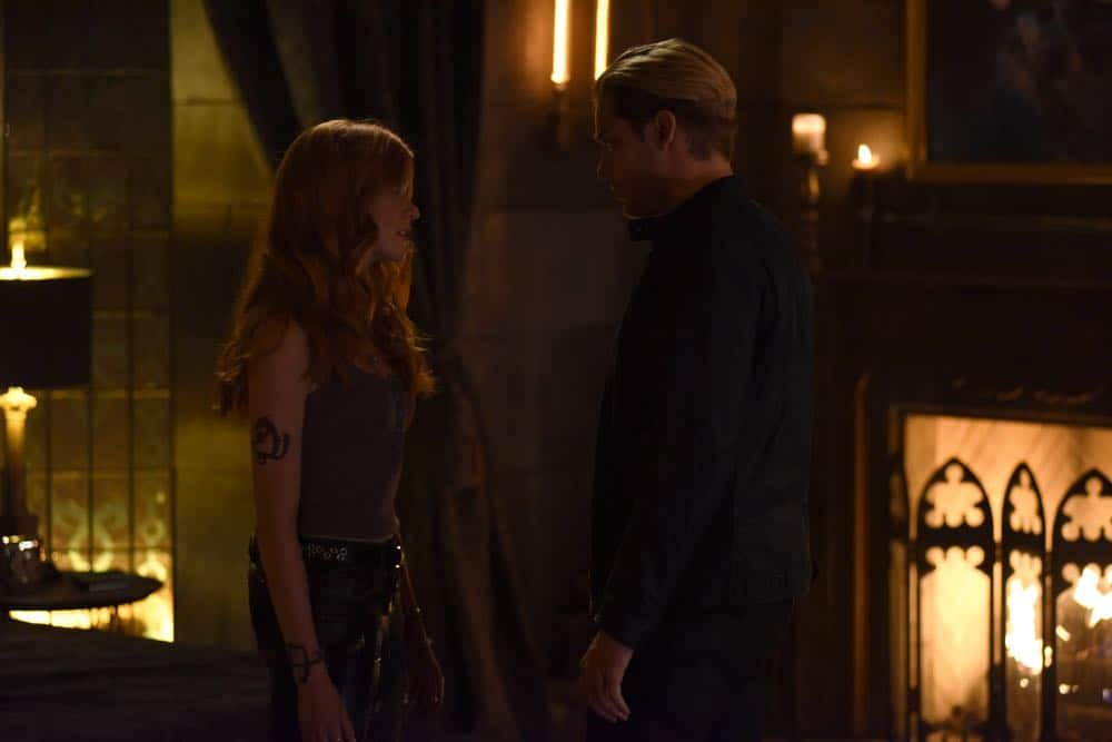 Shadowhunters Episode 4 Season 3 SHADOWHUNTERS Season 3 Episode 4 Photos Thy Soul Instructed 20