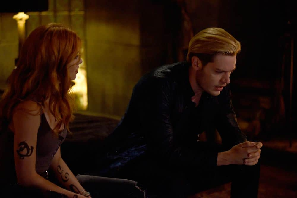 Shadowhunters Episode 4 Season 3 SHADOWHUNTERS Season 3 Episode 4 Photos Thy Soul Instructed 22