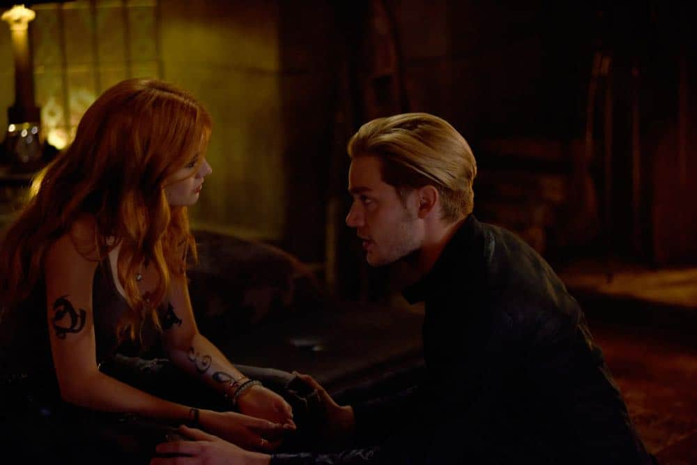 Shadowhunters Episode 4 Season 3 SHADOWHUNTERS Season 3 Episode 4 Photos Thy Soul Instructed 23