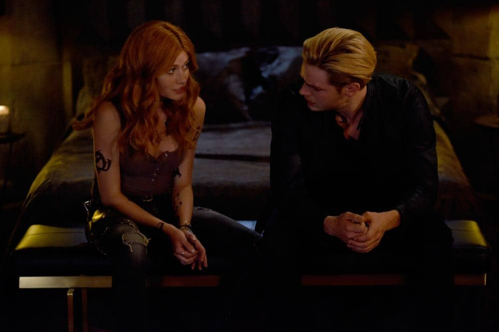 Shadowhunters Episode 4 Season 3 SHADOWHUNTERS Season 3 Episode 4 Photos Thy Soul Instructed 30
