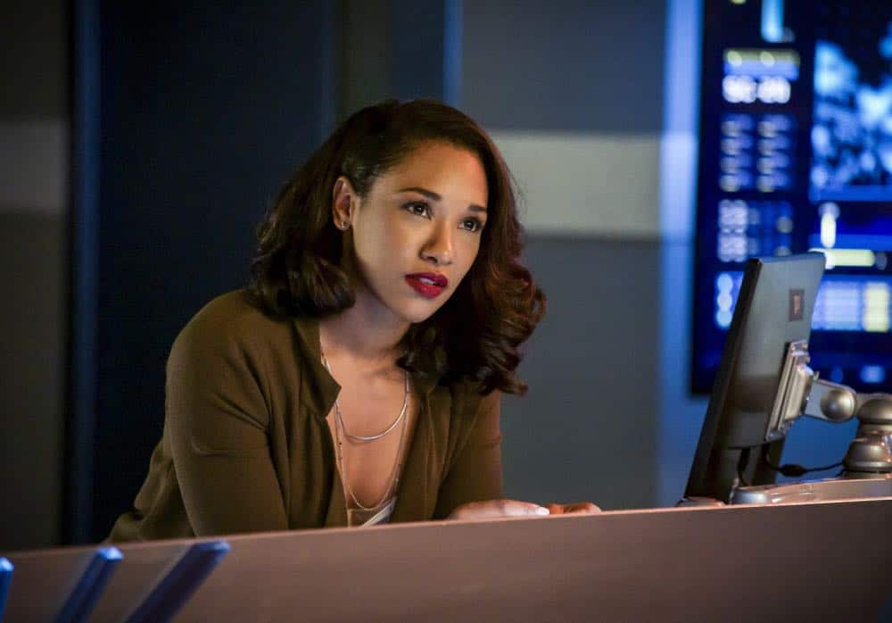 The Flash Episode 17 Season 4 Null and Annoyed 18