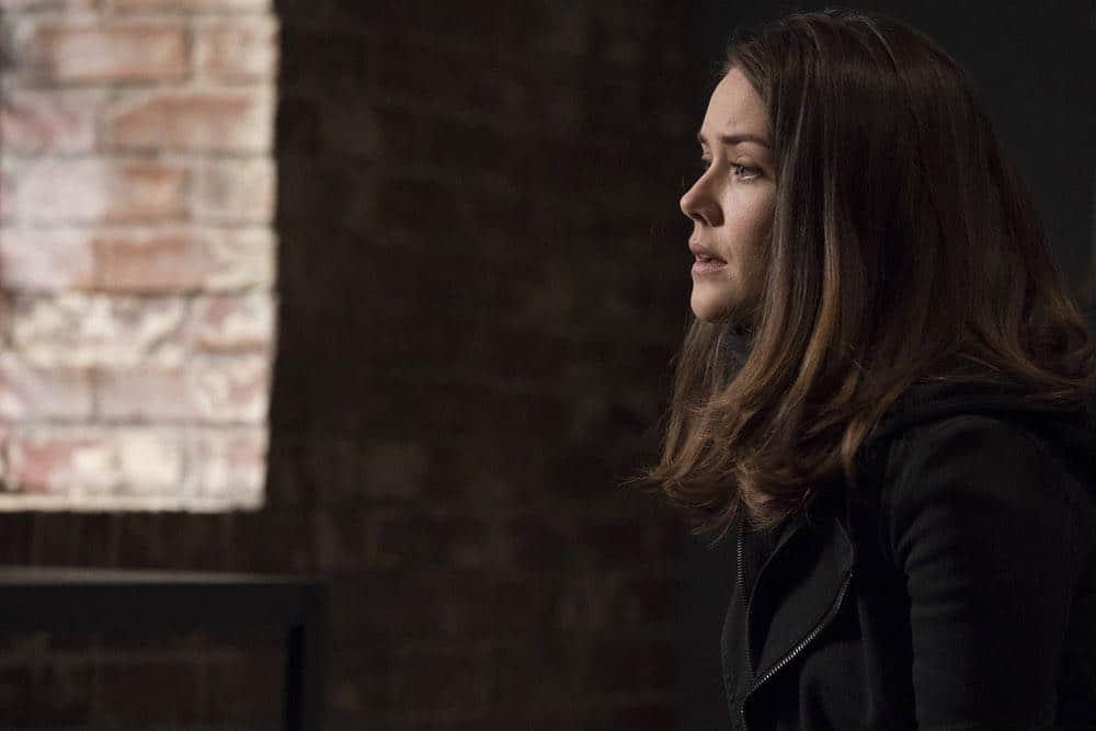 "THE BLACKLIST -- ""Zarak Mosadek (#23)"" Episode 518 -- Pictured: Megan Boone as Elizabeth Keen -- (Photo by: Virginia Sherwood/NBC)"