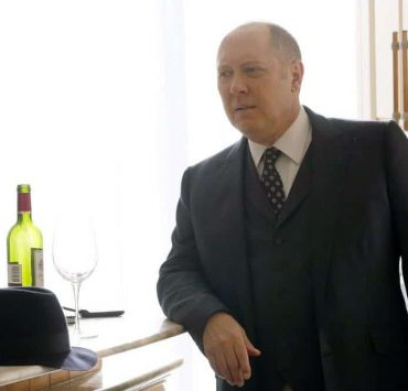 "THE BLACKLIST -- ""Zarak Mosadek (#23)"" Episode 518 -- Pictured: James Spader as Raymond ""Red"" Reddington -- (Photo by: Will Hart/NBC)"