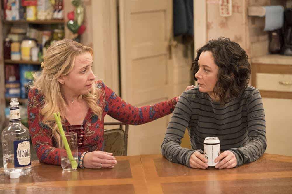 Roseanne Episode 5 Season 10 Darlene v David 10