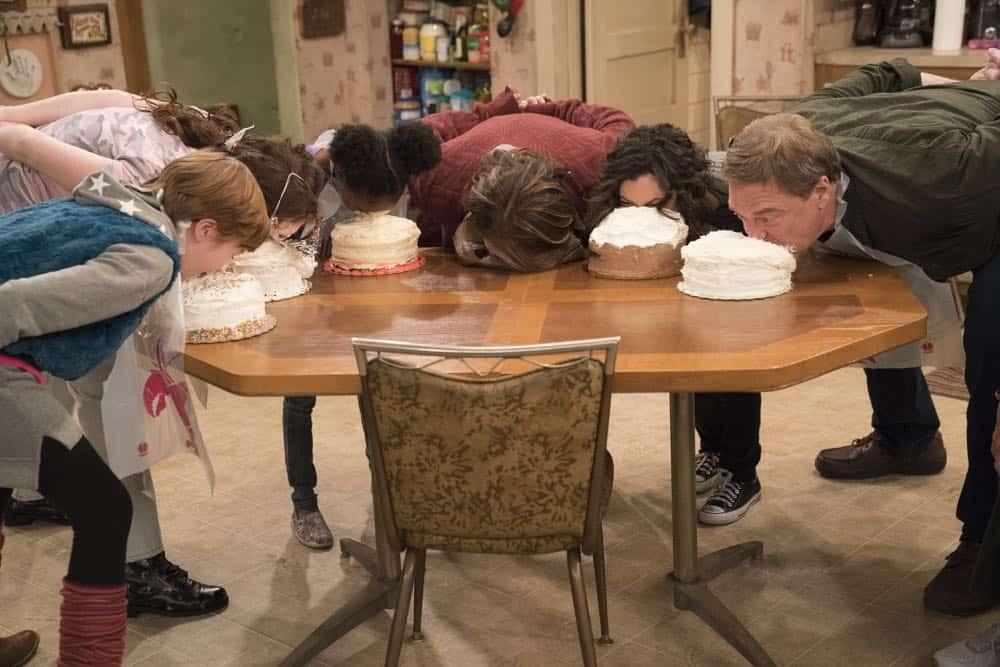 Roseanne Episode 5 Season 10 Darlene v David 12