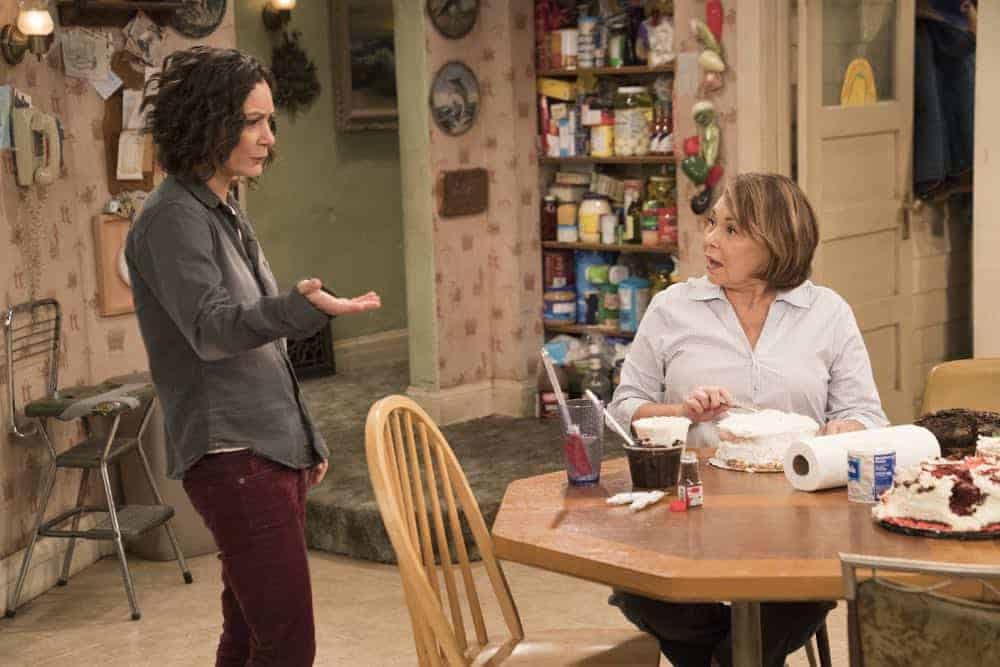 Roseanne Episode 5 Season 10 Darlene v David 02