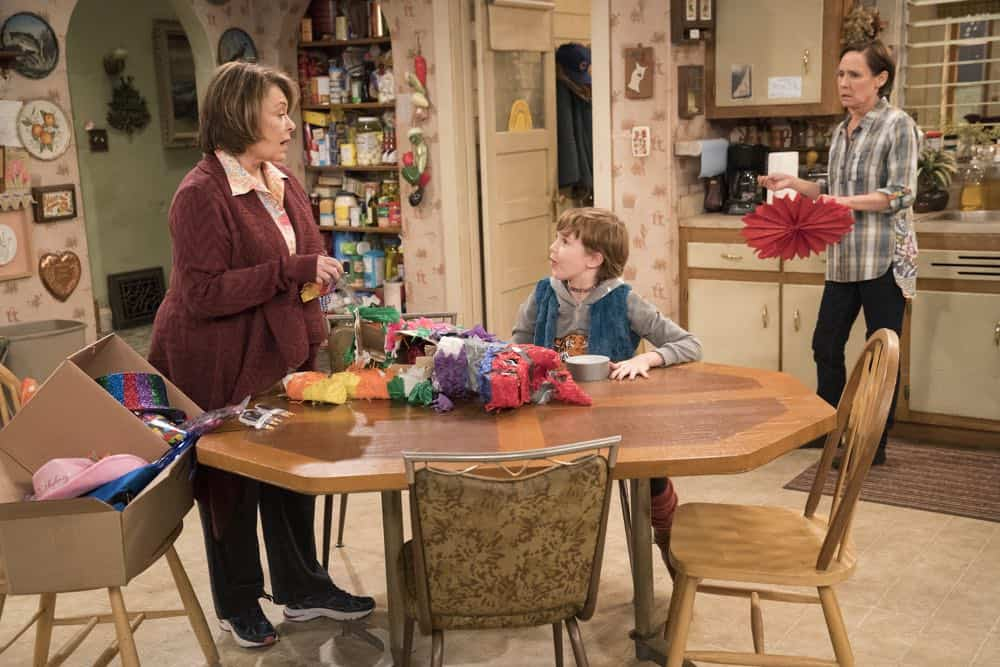Roseanne Episode 5 Season 10 Darlene v David 03
