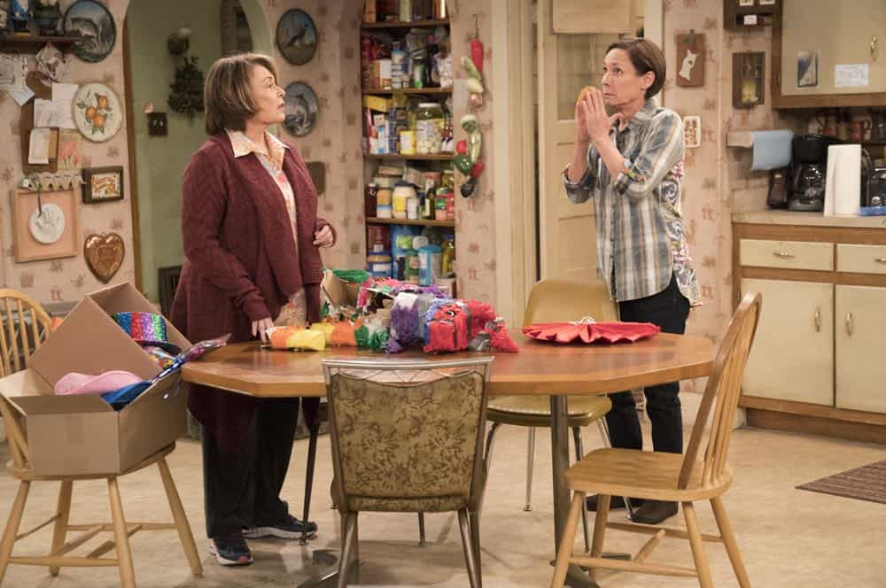Roseanne Episode 5 Season 10 Darlene v David 04