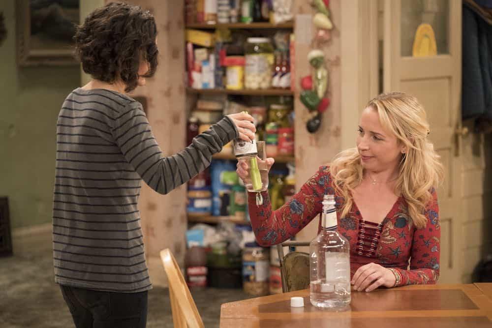 Roseanne Episode 5 Season 10 Darlene v David 07