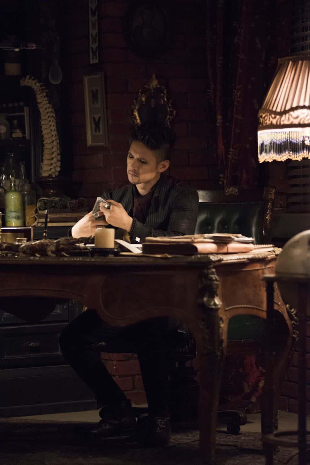 Shadowhunters Episode 5 Season 3 Stronger Than Heaven 35