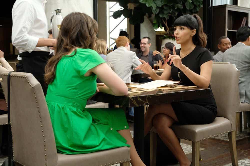 New Girl Episode 2 Season 7 Tuesday Meeting 07