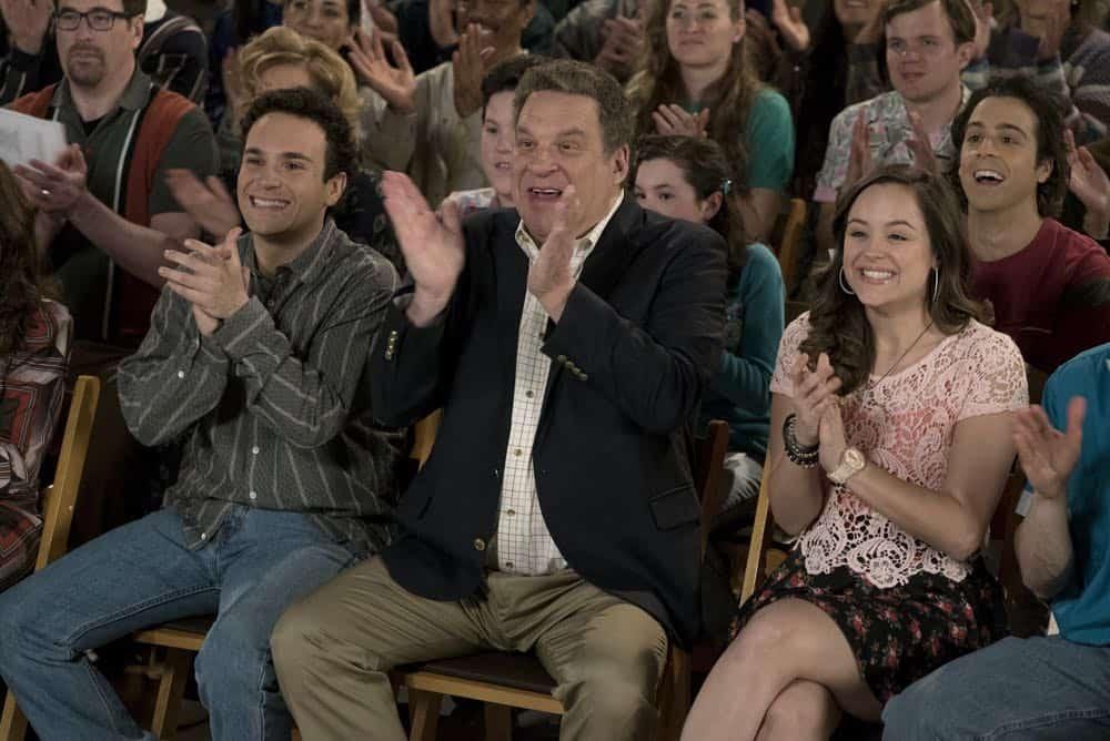 The Goldbergs Episode 19 Season 5 Flashy Little Flashdancer 26