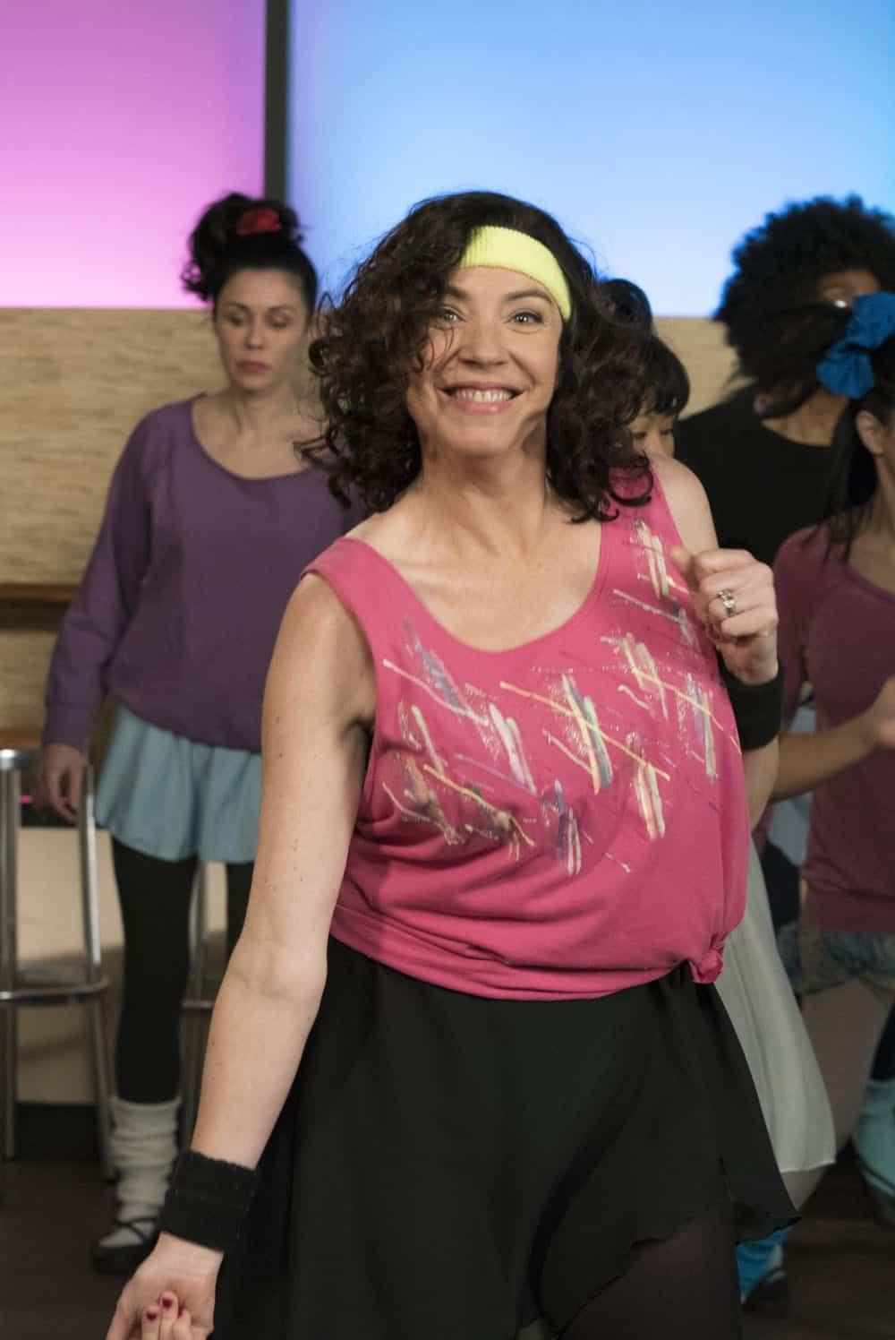 The Goldbergs Episode 19 Season 5 Flashy Little Flashdancer 14