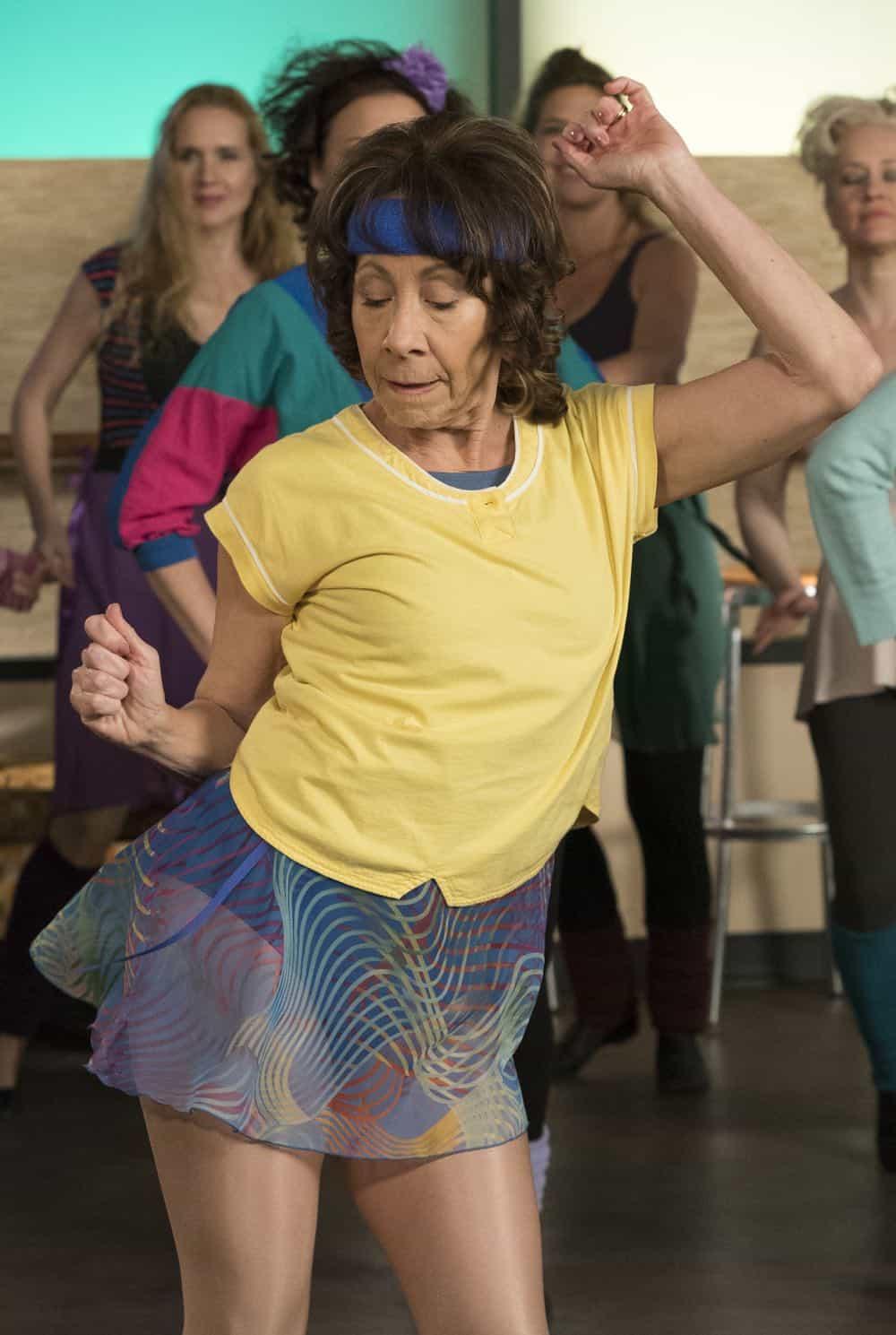 The Goldbergs Episode 19 Season 5 Flashy Little Flashdancer 15