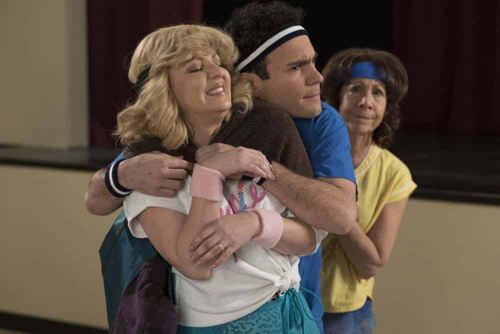 The Goldbergs Episode 19 Season 5 Flashy Little Flashdancer 16
