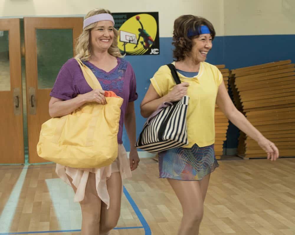 The Goldbergs Episode 19 Season 5 Flashy Little Flashdancer 17