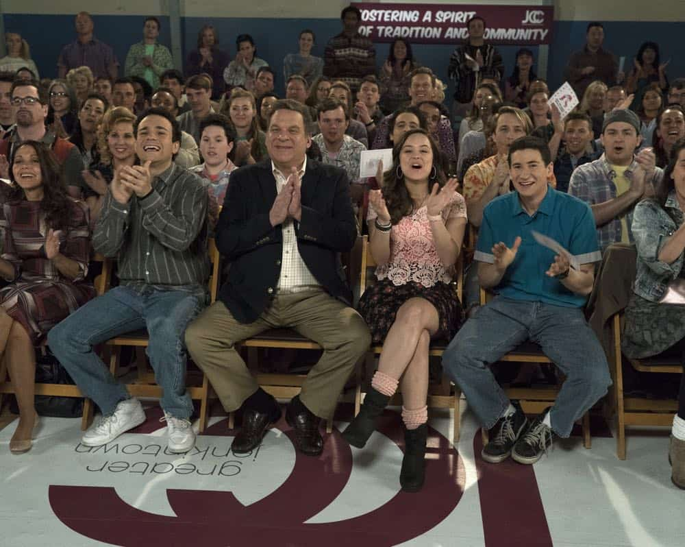 The Goldbergs Episode 19 Season 5 Flashy Little Flashdancer 22