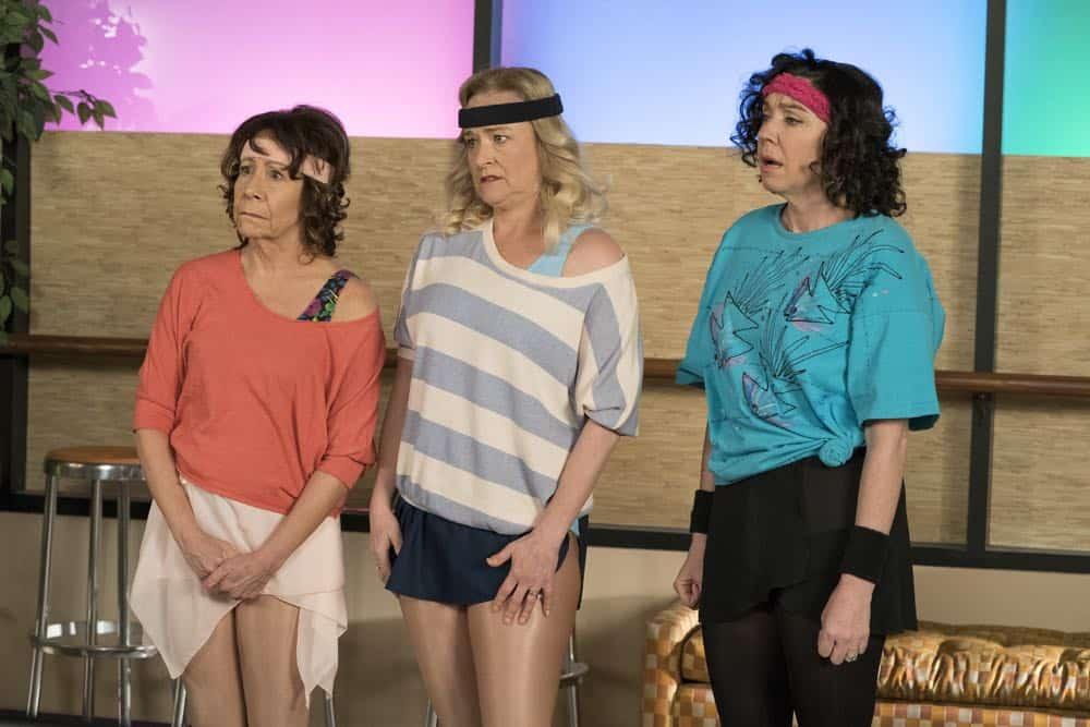 The Goldbergs Episode 19 Season 5 Flashy Little Flashdancer 02
