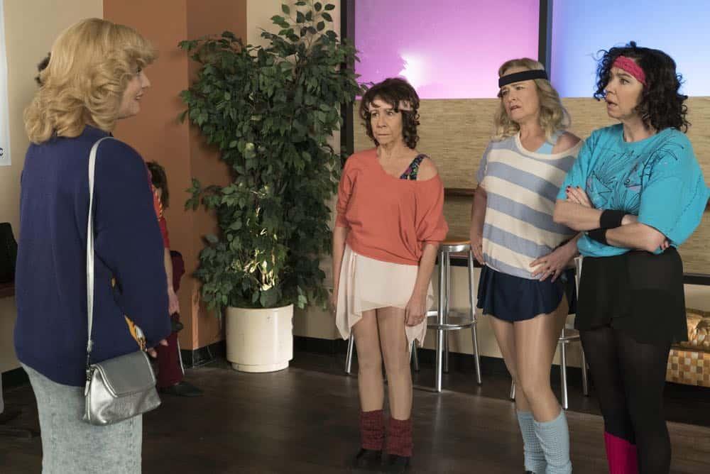The Goldbergs Episode 19 Season 5 Flashy Little Flashdancer 07