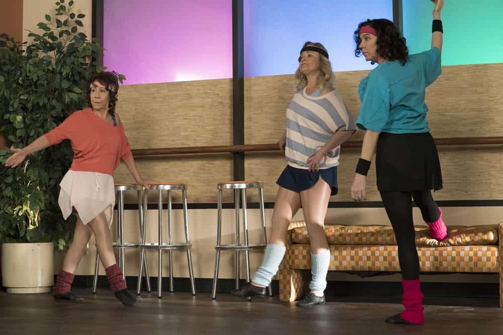 The Goldbergs Episode 19 Season 5 Flashy Little Flashdancer 08