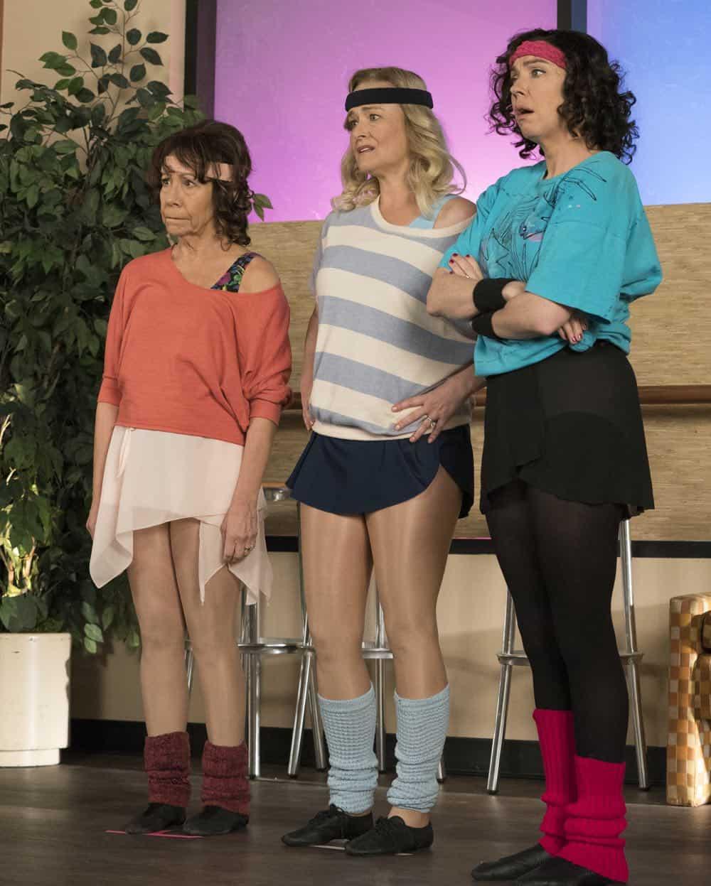 The Goldbergs Episode 19 Season 5 Flashy Little Flashdancer 09