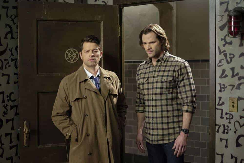 Supernatural Episode 18 Season 13 Bring em Back Alive 07