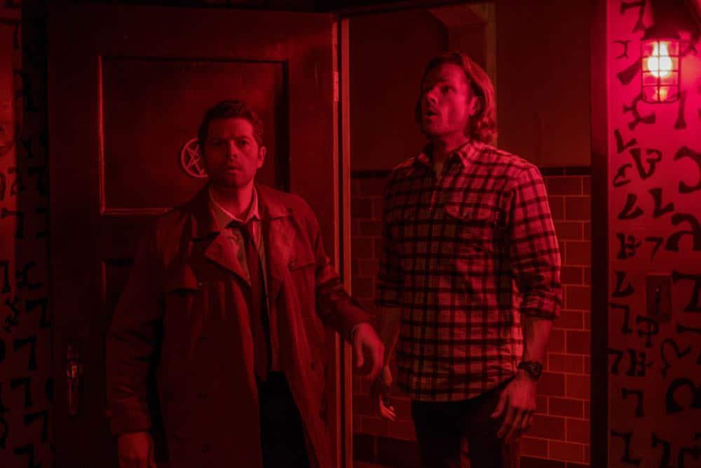 Supernatural Episode 18 Season 13 Bring em Back Alive 08