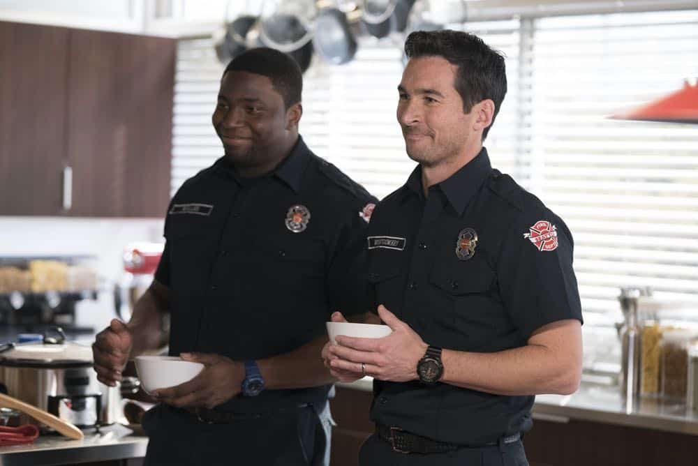 Station 19 Episode 5 Season 1 Shock To The System 25