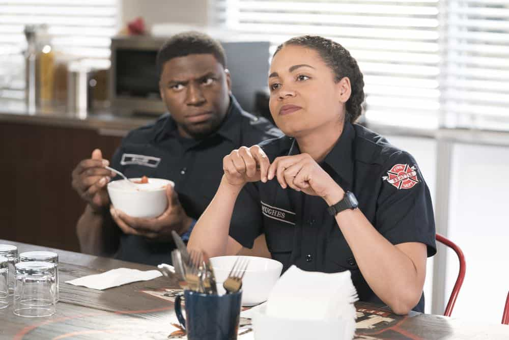 Station 19 Episode 5 Season 1 Shock To The System 26